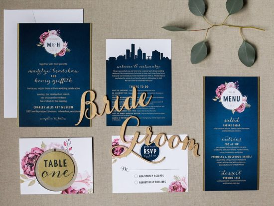 Wedding Invitations Milwaukee