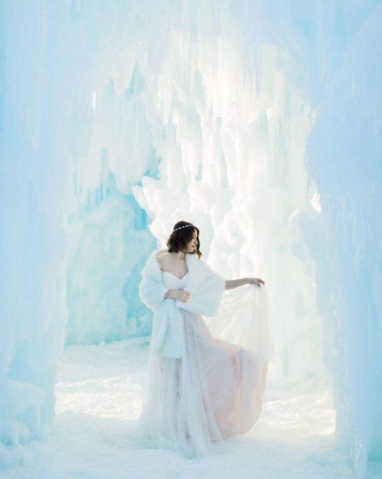 Autumn Silva Photography Ice Photo