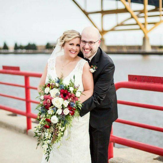 Lottie Lillian Wedding Photo