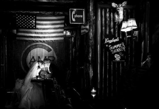 Camp Bar Wedding - Tres Jolie Photo