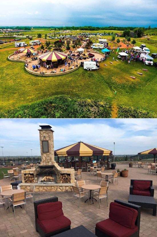 Milwaukee Bridal Shower Location - The Rock Sports Complex