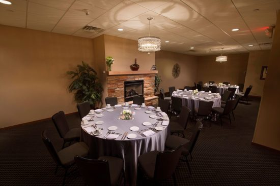 Milwaukee Bridal Shower Location_ Crown Plaza Airport