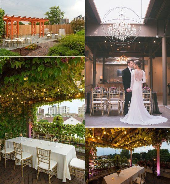 Milwaukee Bridal Shower Location_The Atrium