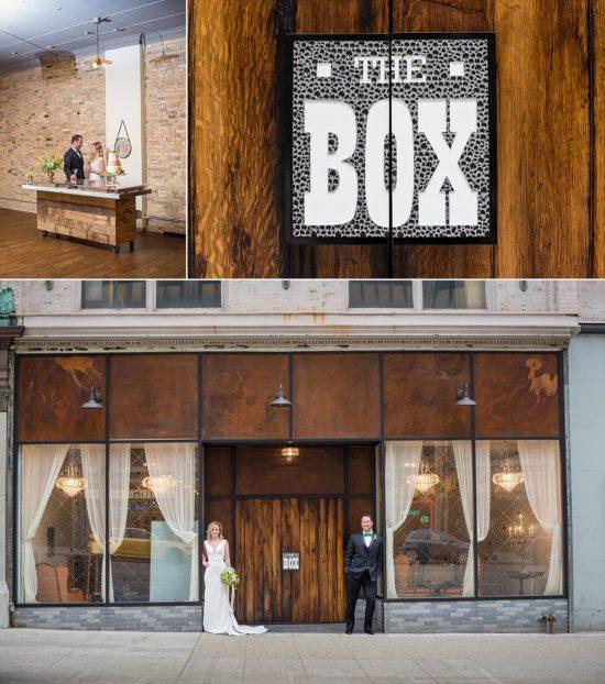 Milwaukee Wedding Shower Location_The Box MKE