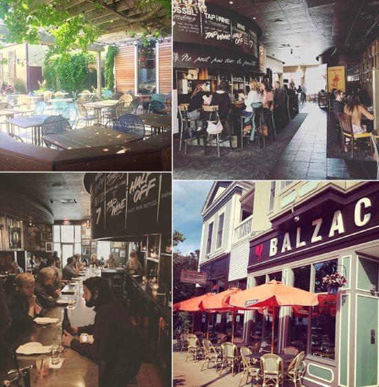 Milwaukee Bridal Shower Locations - Balzac