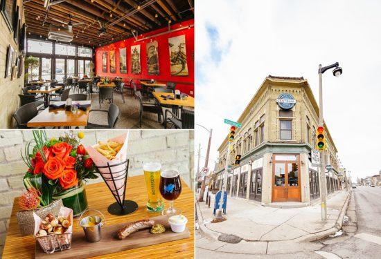 Milwaukee Wedding Shower Locations - Cafe Centraal