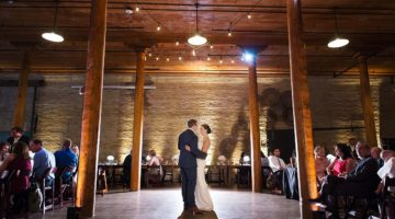 Historic Pritzlaff Building weddings