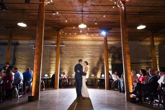 Historic Pritzlaff Building weddings
