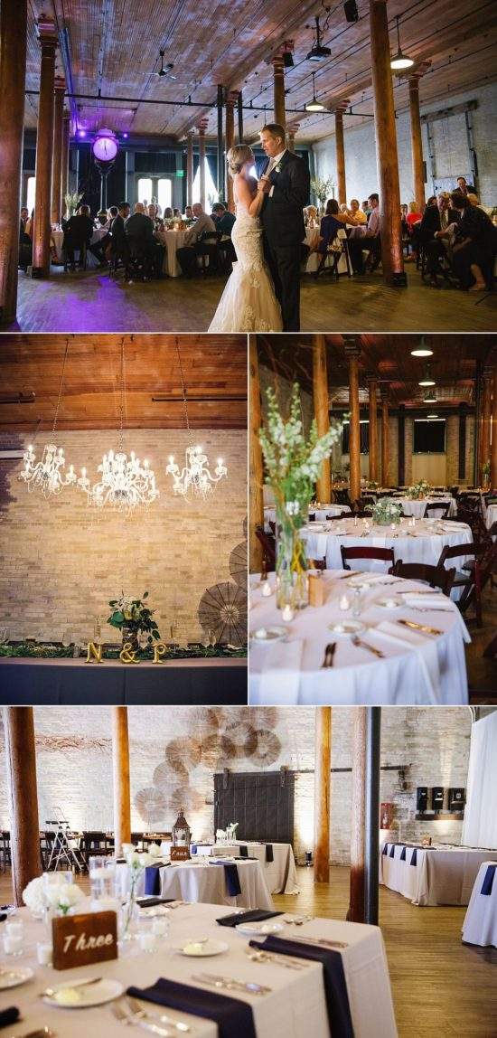 Milwaukee Pritzlaff Wedding Venue