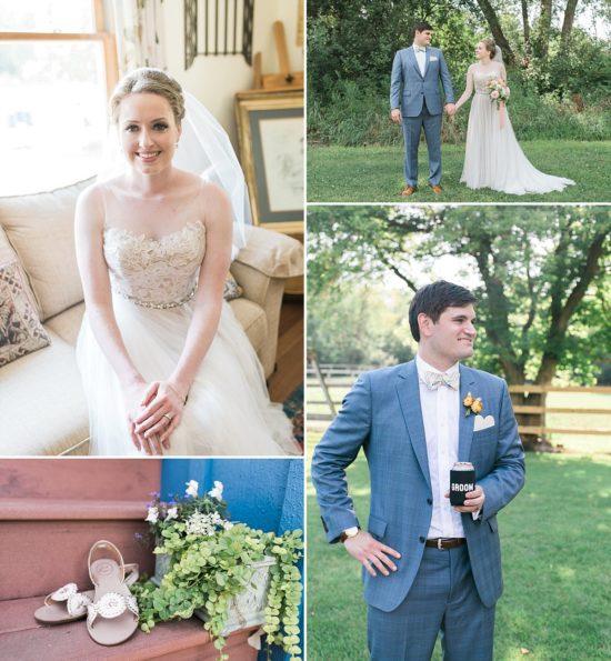 Farm Wedding in Milwaukee