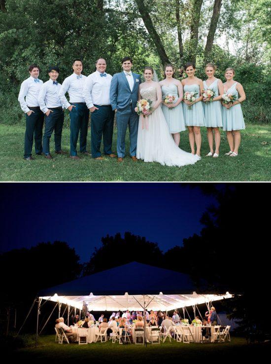 Tented Farm Wedding Venue Milwaukee