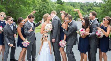 Milwaukee Athletic Club Wedding