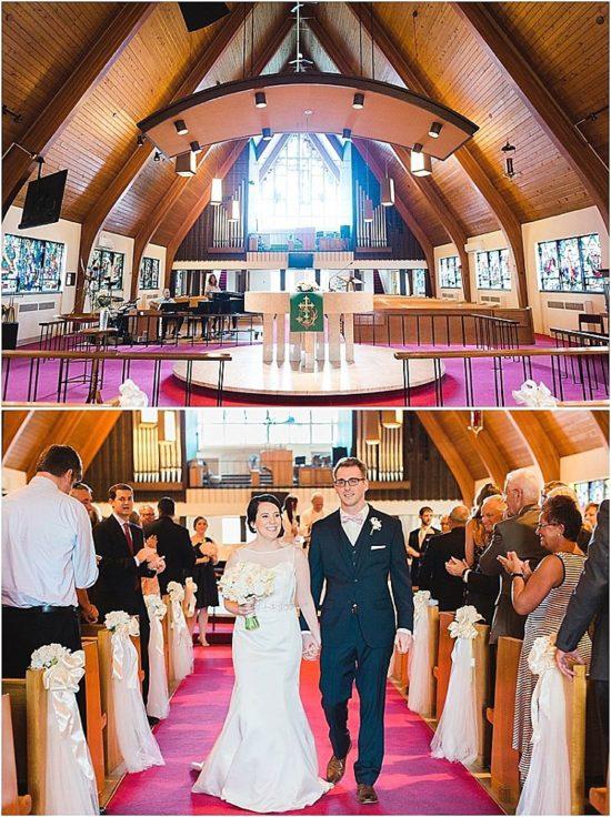 Wauwatosa Wedding Ceremony