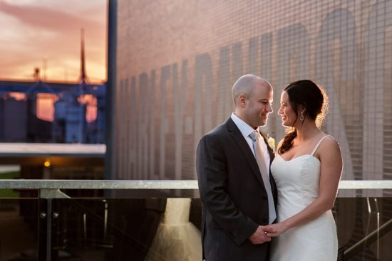 Harley-Davidson Museum Wedding