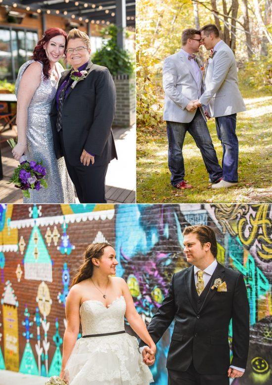 love is love wedding showcase milwaukee