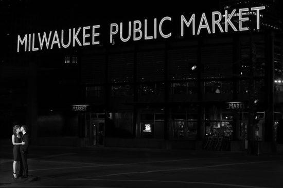 Milwaukee Public Market on streetcar route
