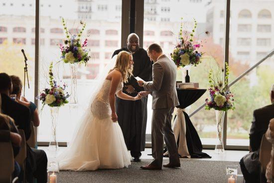Harley Museum Wedding Ceremony