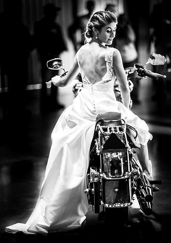 Harley Wedding