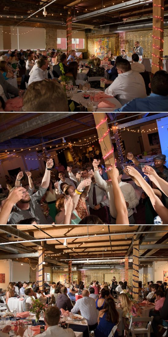 Redline Milwaukee Wedding