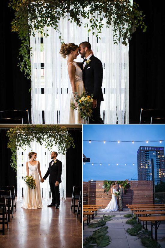 Good City Wedding Ceremony