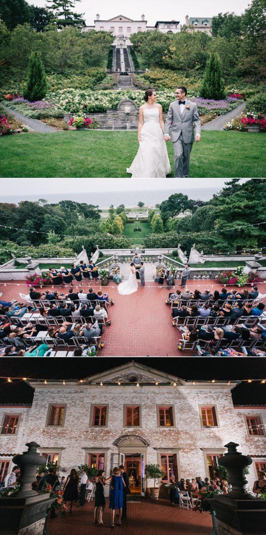 Villa Terrace Weddings Milwaukee