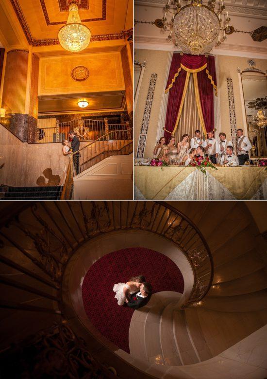 Hilton Milwaukee City Center Wedding