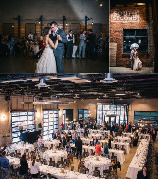 South Second Milwaukee Wedding