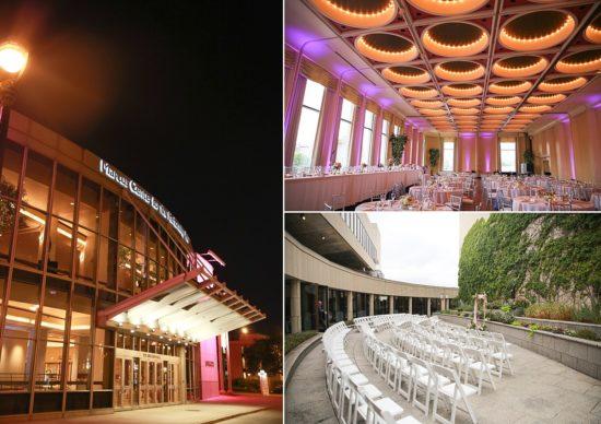 Marcus Center Milwaukee Weddings
