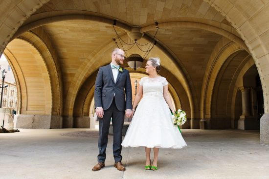 Milwaukee City Hall Wedding Photos
