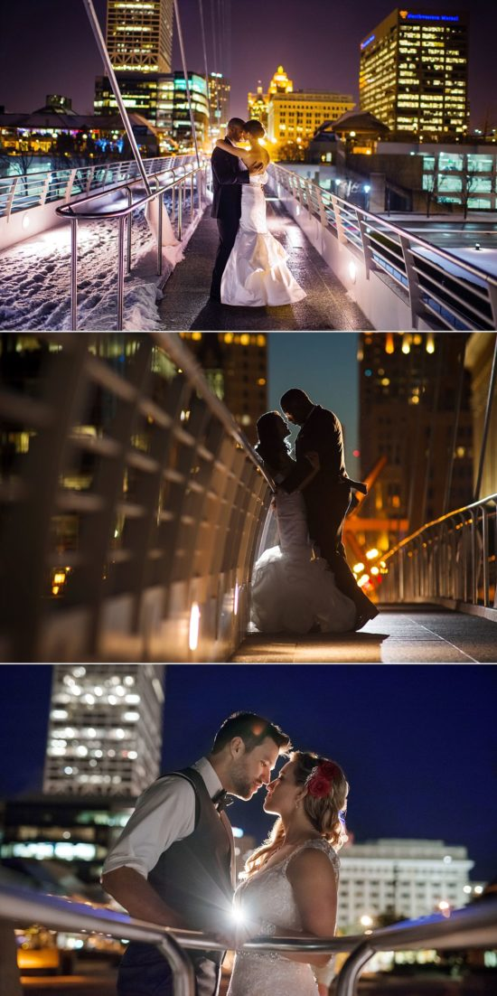 Milwaukee Art Museum Wedding Photos