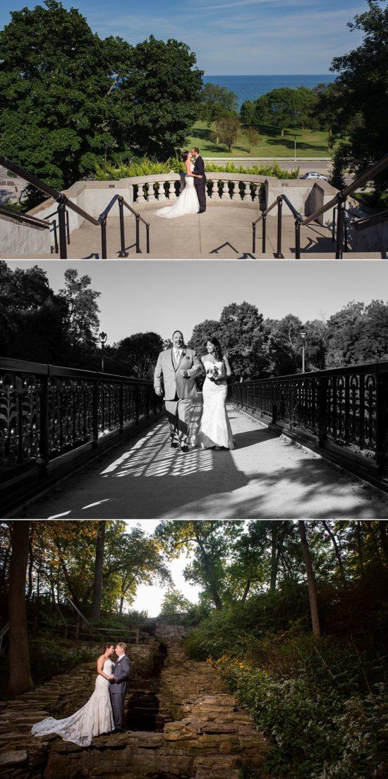 Lake Park Milwaukee Wedding Photos