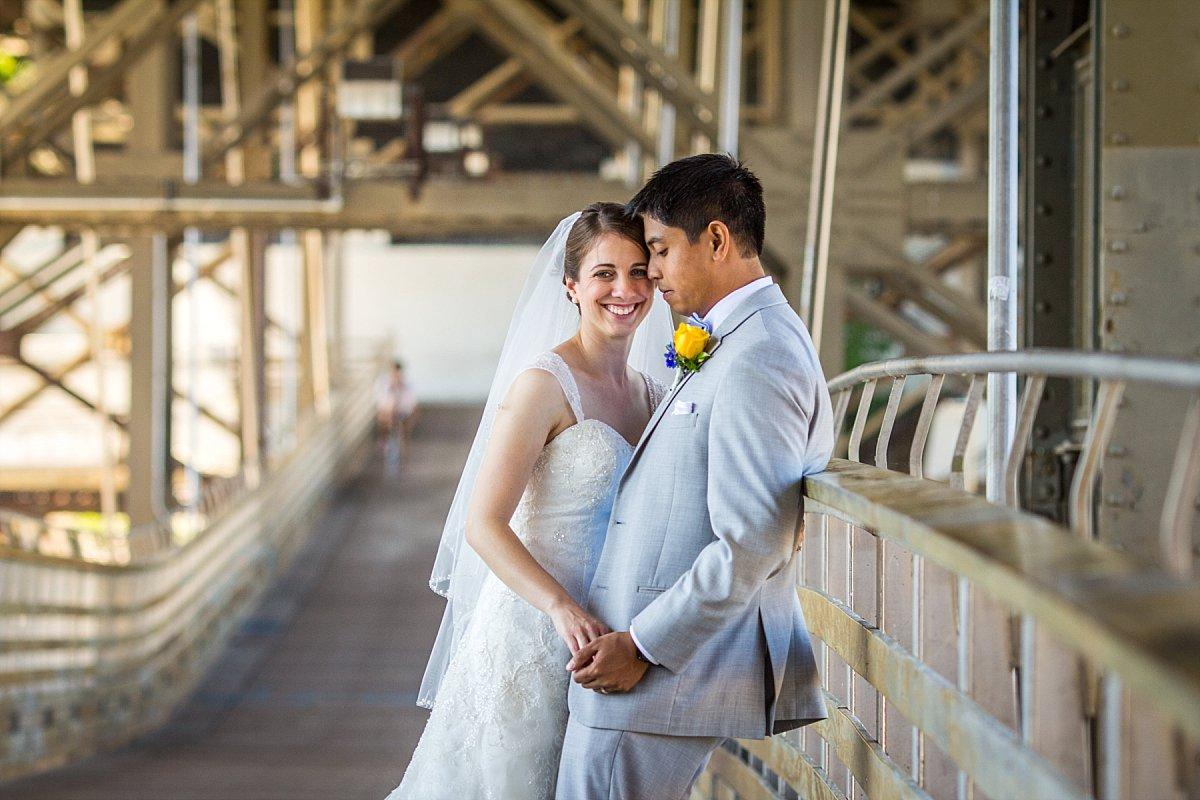 Milwaukee Riverfront Wedding