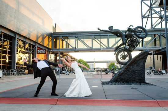 Wedding Itinerary Milwaukee