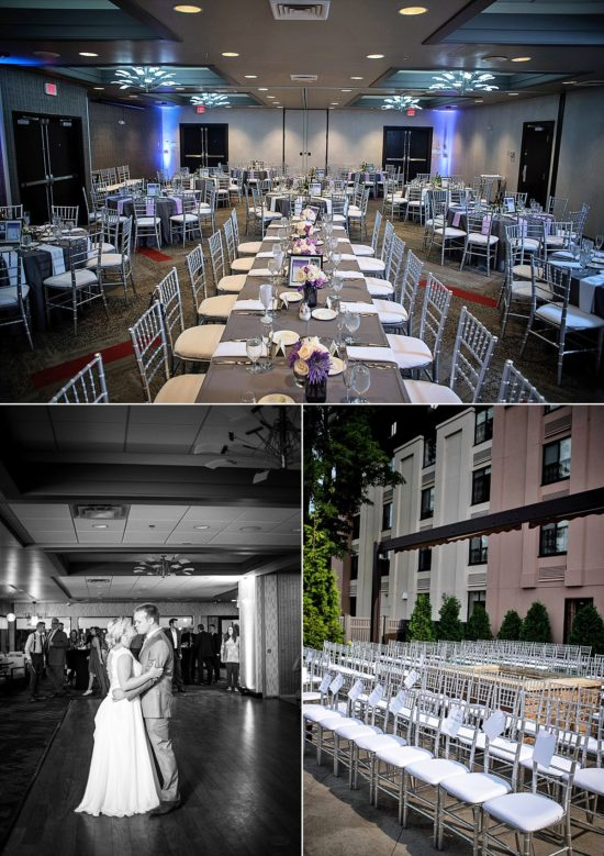 A Casually Elegant Wedding At Holiday Inn Riverfront For 27k