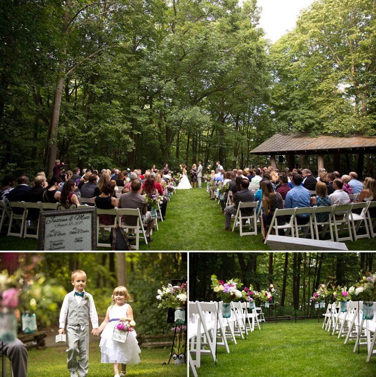 A Magical Schlitz Audubon Wedding For $29k