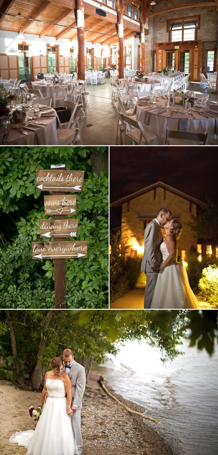 Schlitz Audubon Nature Center Milwaukee Wedding