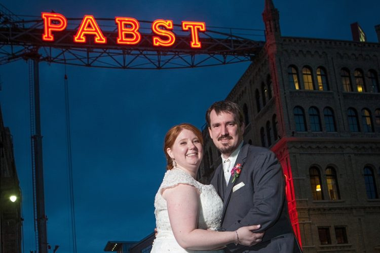 Pabst Best Place Wedding