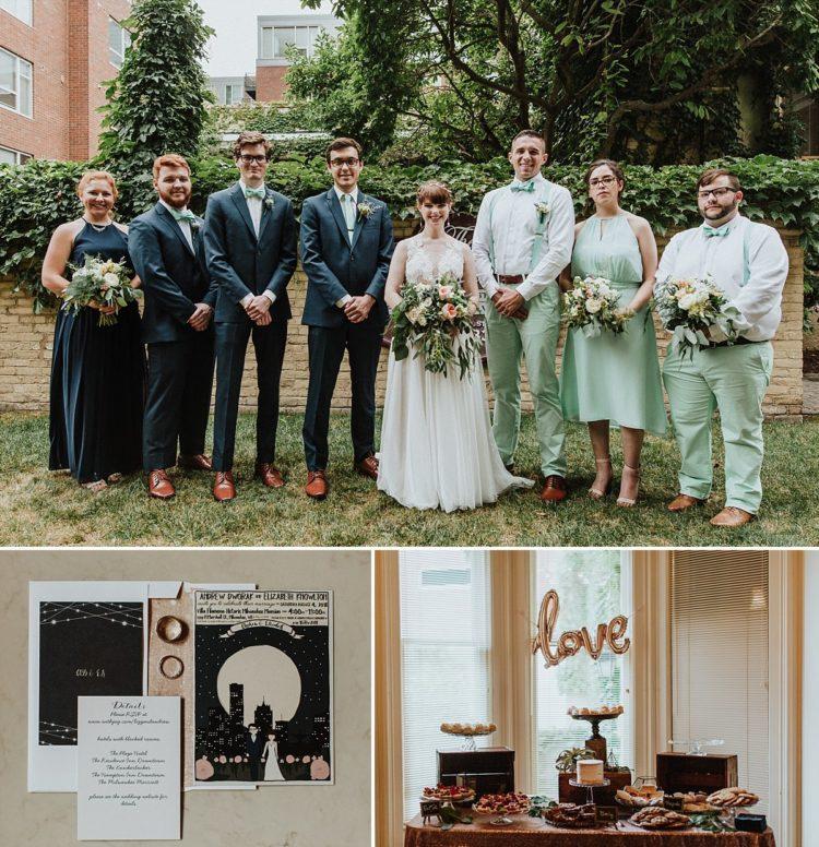 Weddings at Villa Filomena