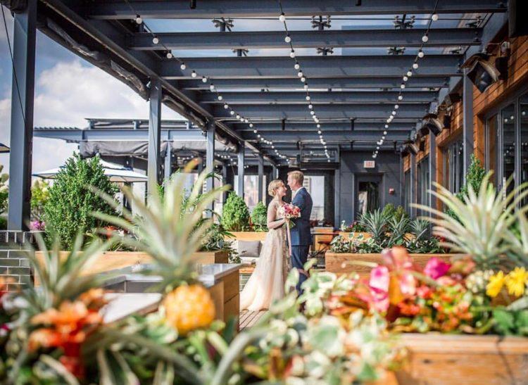 Kimpton Hotel Wedding - Lottie Lillian Photography