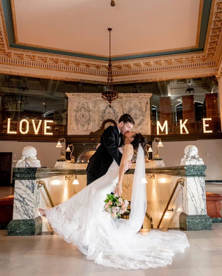 Historical Society Wedding - Amarie Photography