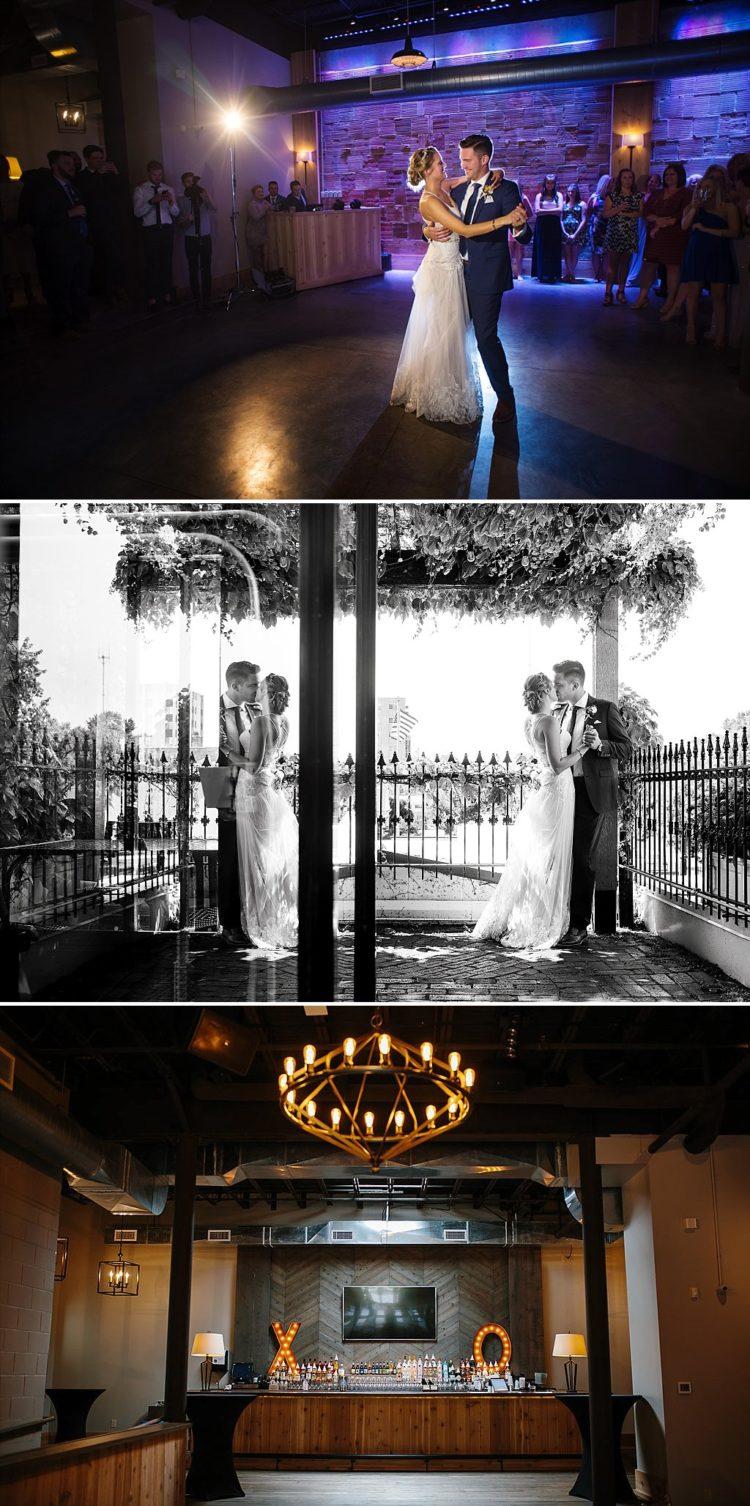 The Atrium Milwaukee Wedding Venue