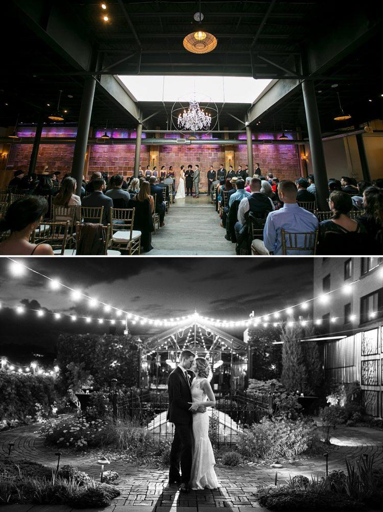 Weddings at The Atrium in Shorewood