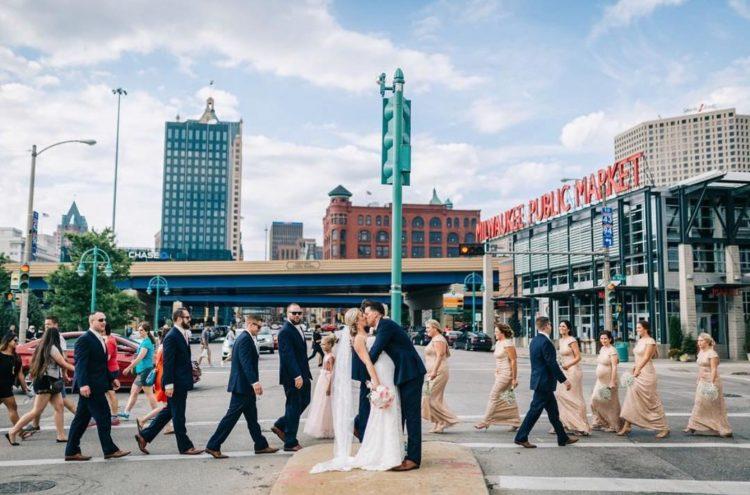 Third Ward Public Market Wedding McNiel Photography