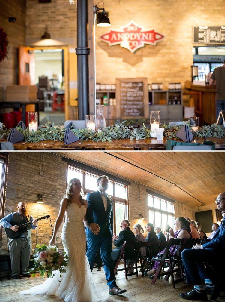 Anodyne Coffee Wedding