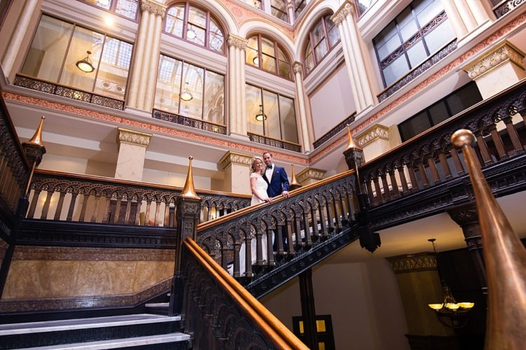 Hilton Garden Inn - Downtown Milwaukee Wedding