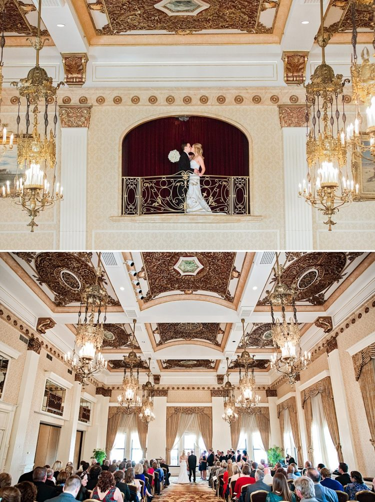 Pfister Hotel Wedding - Historic Venues