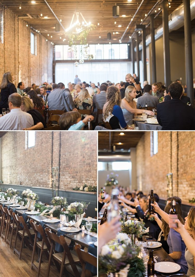 Mercantile Hall Burlington Wedding