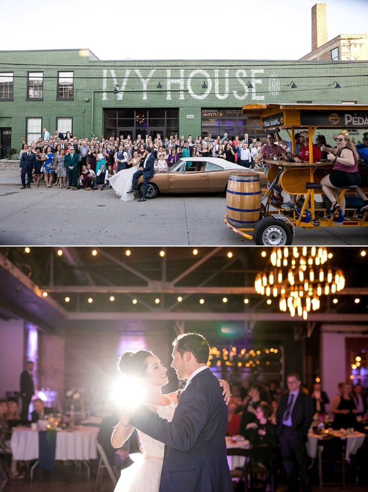 ivy house milwaukee weddings