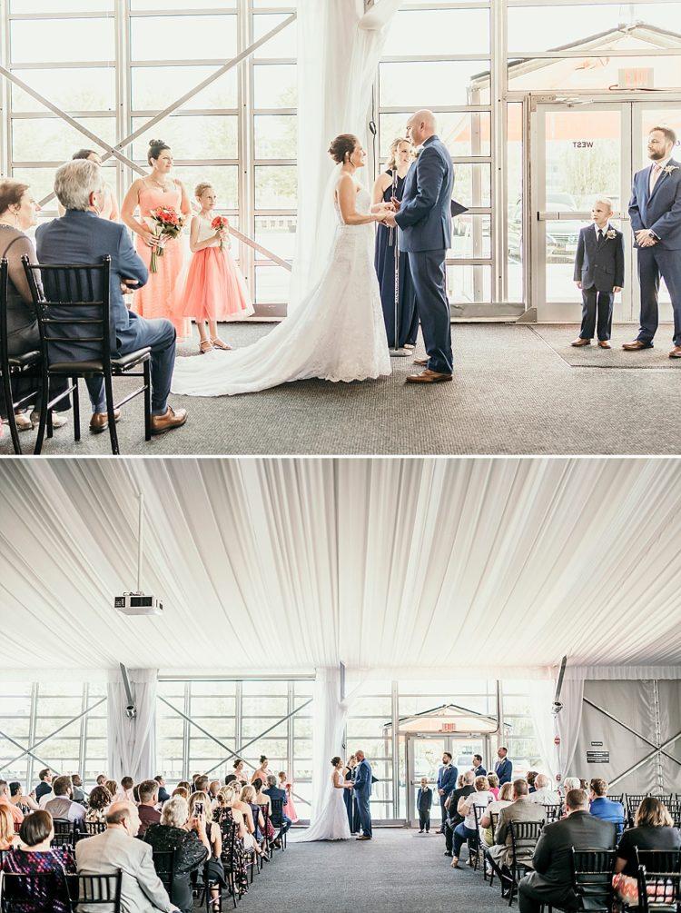 Harley Davidson Museum Wedding Ceremony