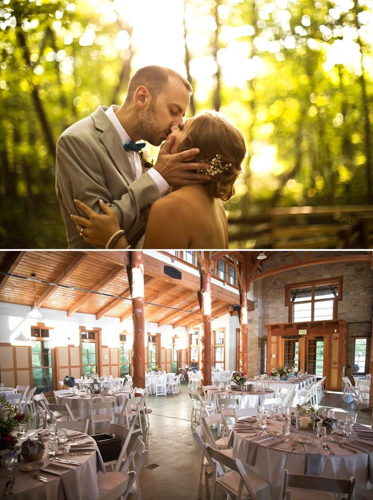 Schlitz Audubon Wedding - Milwaukee Wedding Venues